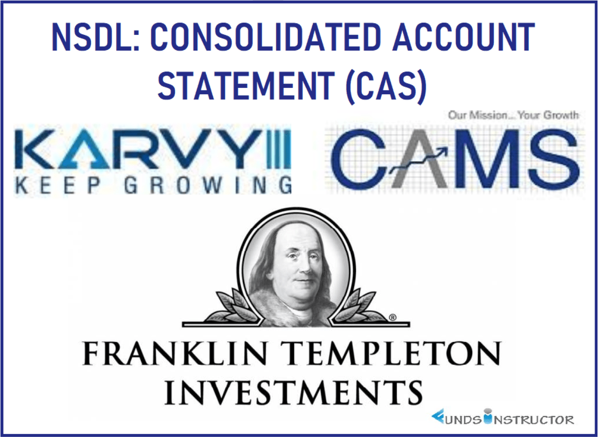 NSDL Consolidated Account Statement (CAS)