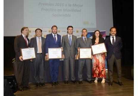 Renault España entrega los III Premios a la Mejor Práctica en Movilidad Sostenible