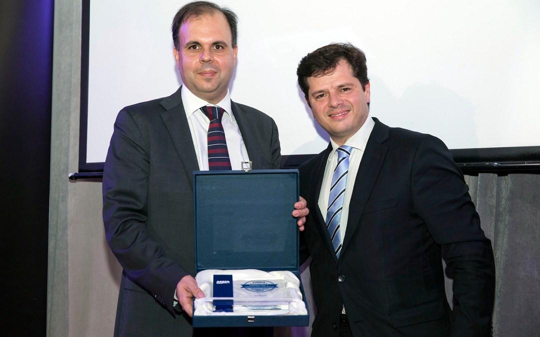 Sanofi recibe el premio al 'Mejor programa de formación y sensibilización al usuario de flota' de AEGFA