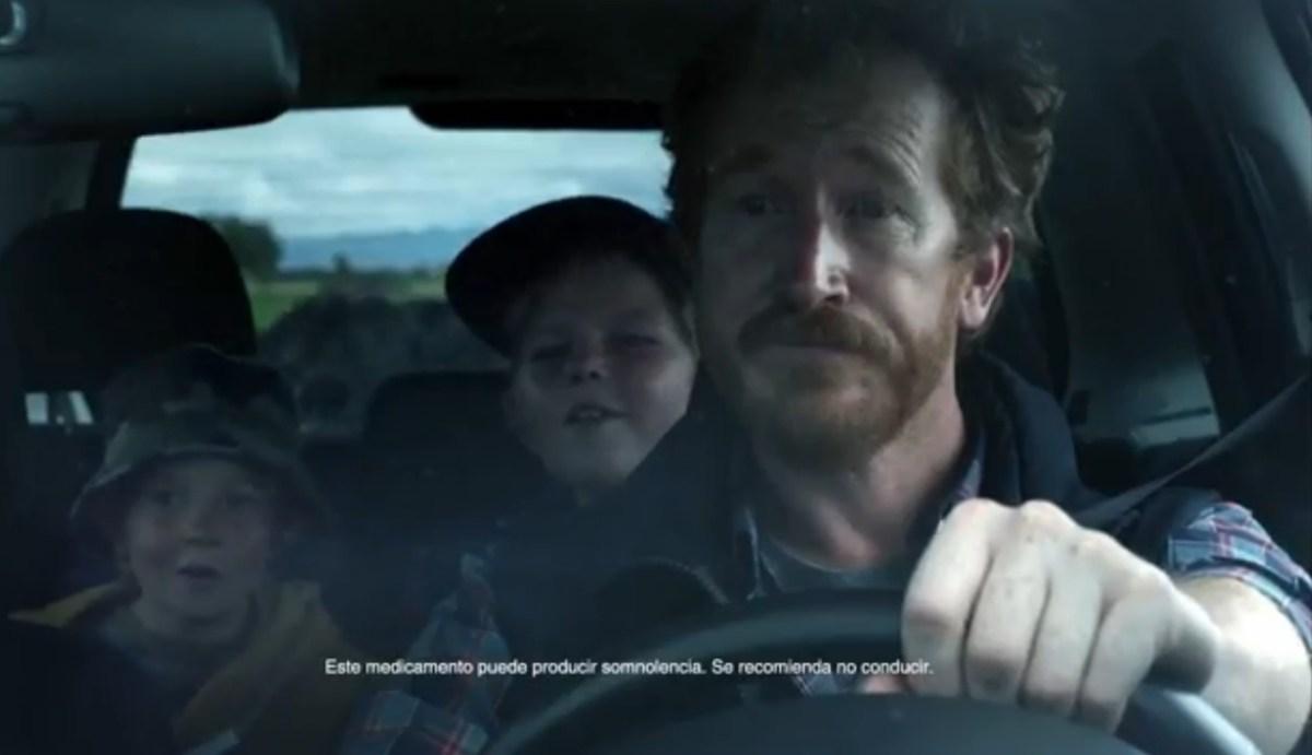 El anuncio de Frenadol: un mensaje de imprudencia