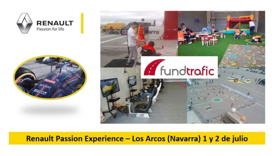 Renault Passion Experience - Fundtrafic