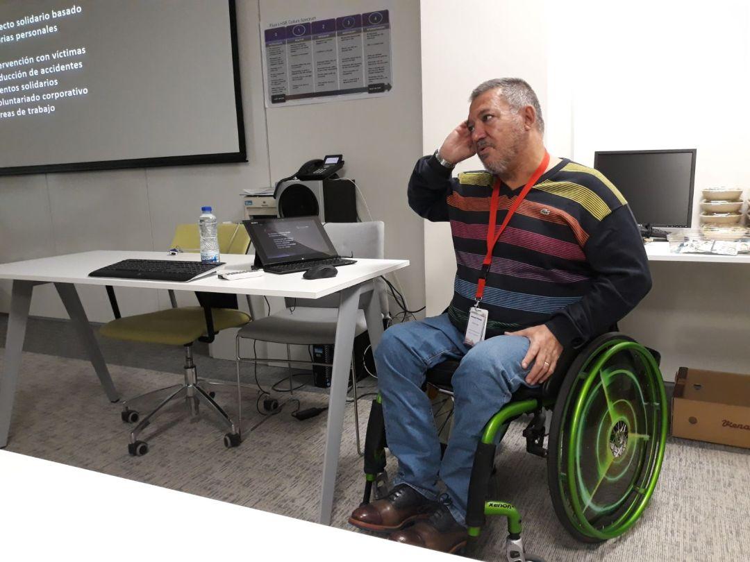 Sacyr Fluor vive su jornada de formación teórico virtual sobre seguridad vial
