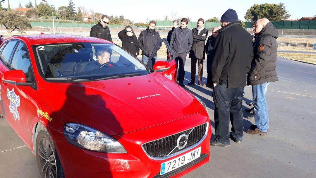 curso práctico de conducción para 3M