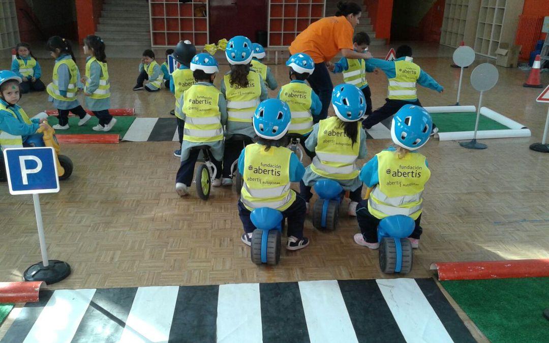 Fundación Abertis pone en marcha el Programa de Educación Vial Infantil que llegará a 30 colegios