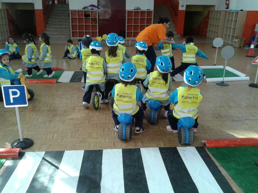 Programa de Educación Vial Infantil