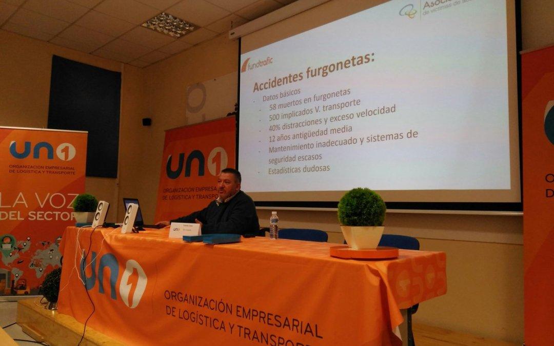 Jornada de buenas prácticas de PRL en el sector logístico y del transporte