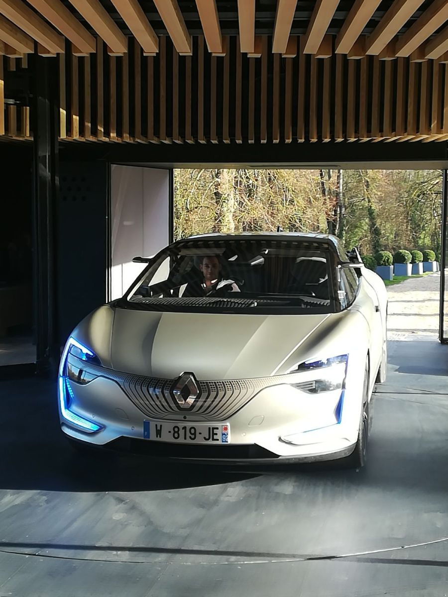 Fundtrafic repasa los 120 años de Renault