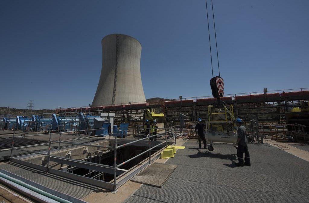 Las centrales de Ascó y Trillo fomentan la seguridad vial laboral