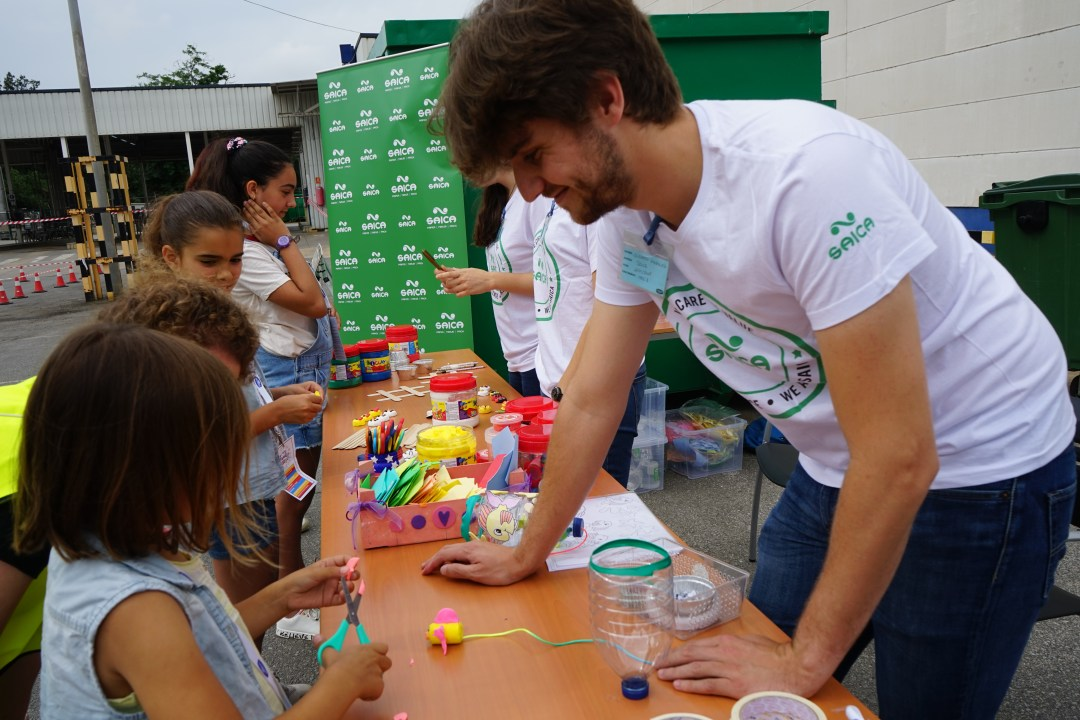Family Day en Danone
