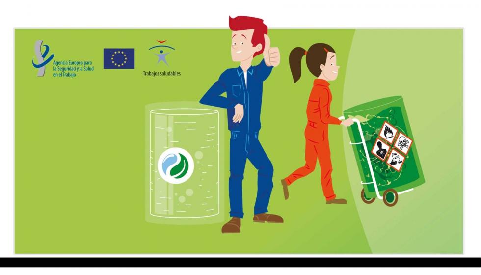 Arranca la Semana Europea para la Seguridad y Salud en el Trabajo 2018