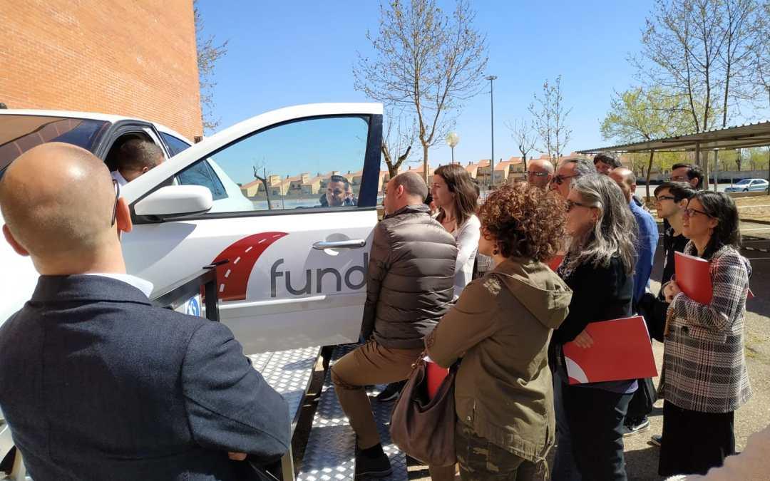 La jornada técnica en Extremadura arranca la conciencia en seguridad vial