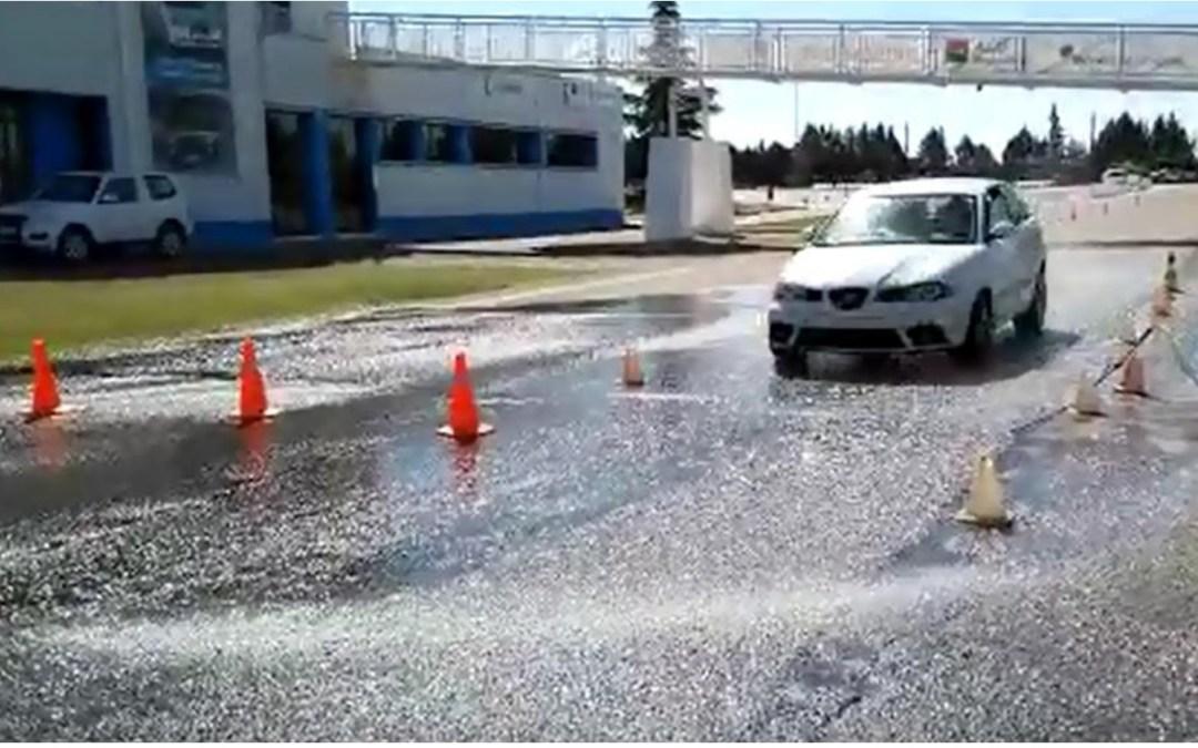 Fundtrafic se adelanta a la Semana de la Salud Laboral impartiendo un curso de conducción gratuito