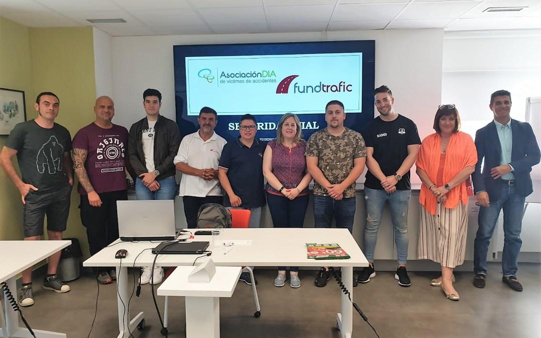 Alianza entre Feu Vert- Fundtrafic mediante la formación en concienciación