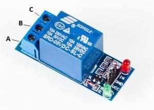 Nr.15 Relais | Funduino - Kits und Anleitungen für Arduino