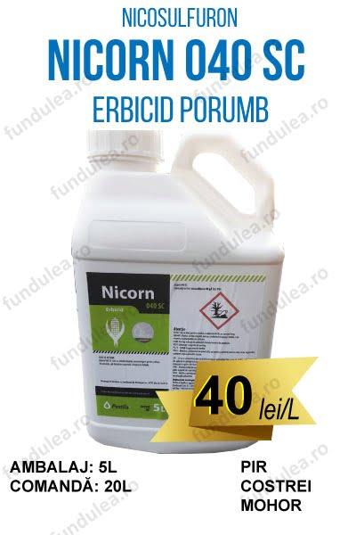 nicorn, erbicid porumb nicosulfuron, 20L