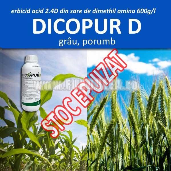 Erbicid DICOPUR D - 1L
