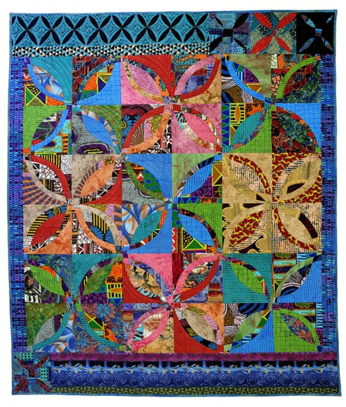Traditional African Quilt