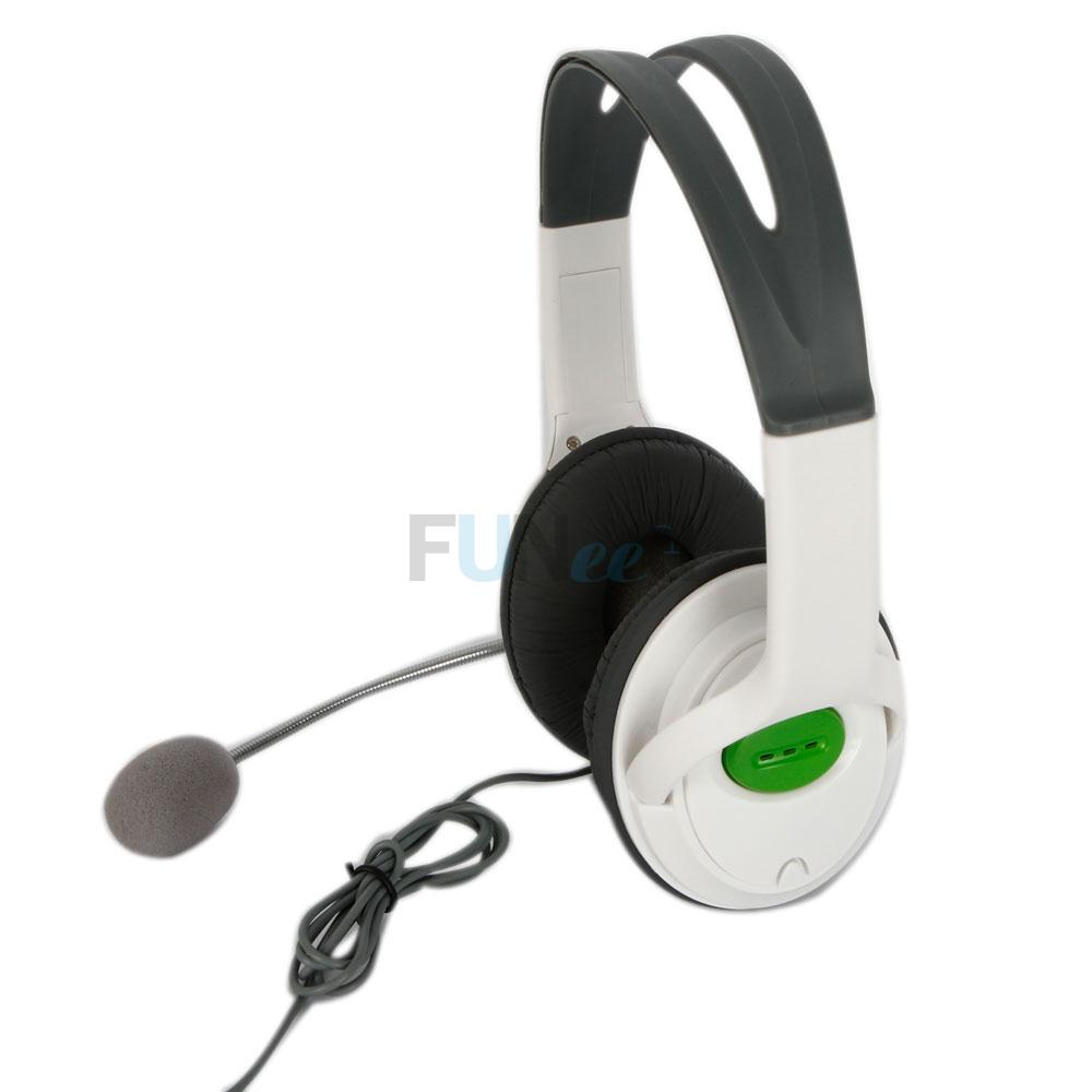 Live Headset With Microphone For XBOX 360 Wireless