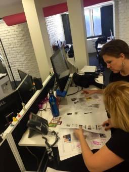 Gillian and Photographer Briony