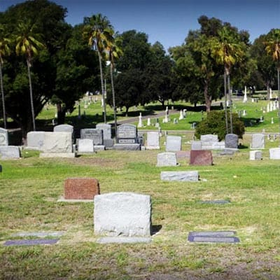 Mount Hope Cemetery in San Diego, CA