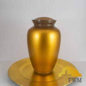 orange_gold_metal_cremation_urn_jar