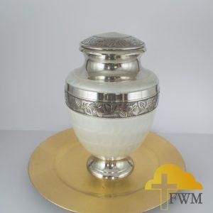 commitment_white_metal_aluminum_metal_cremation_jar