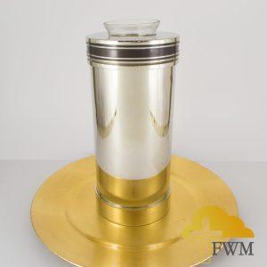 president_brass_cremation_urn_jar