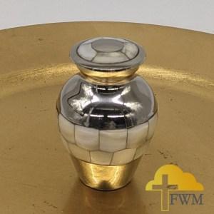 honor nickel keepsake urn