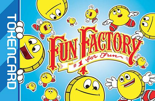 Fun Factory Token Card