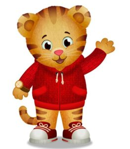 Hire Daniel Tiger Kid S Birthday Characters Fun Factory Parties