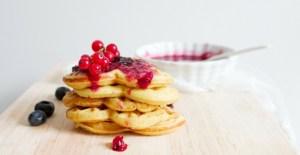 Celebra el Pancake Day en familia