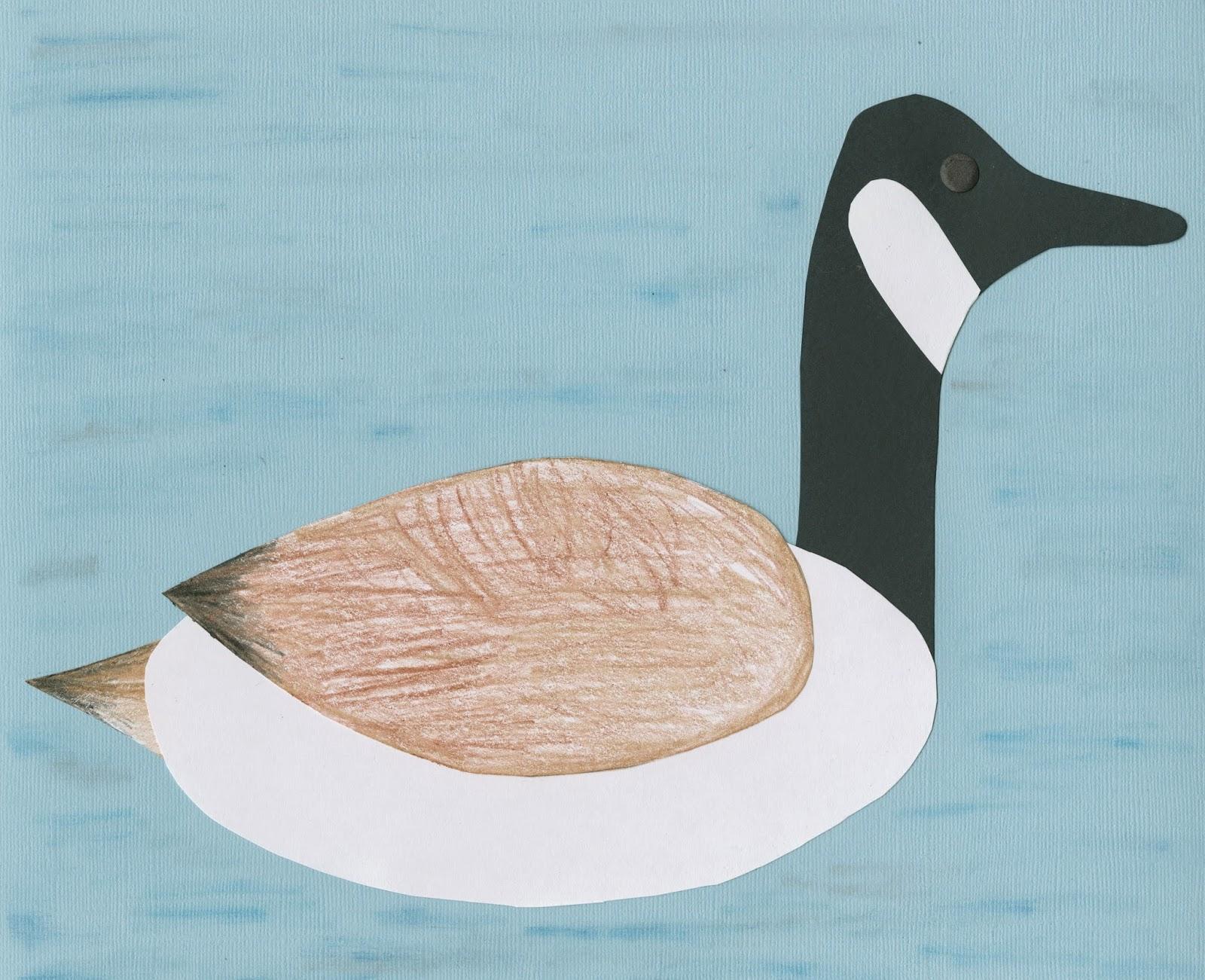 Canada Goose Fun Family Crafts