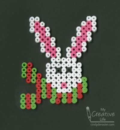 Perler Bead Winter Animals Fun Family Crafts
