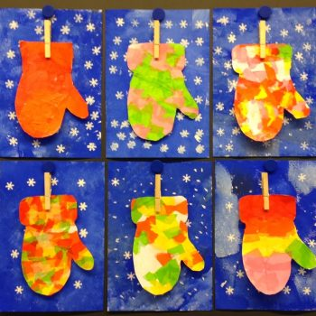 Tissue Paper Crafts For Kids Arts Crafts Ideas Projects