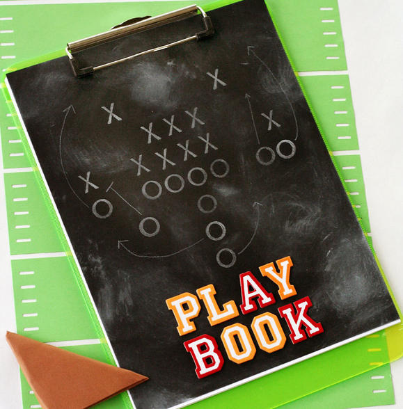 Clipboard Playbook Fun Family Crafts