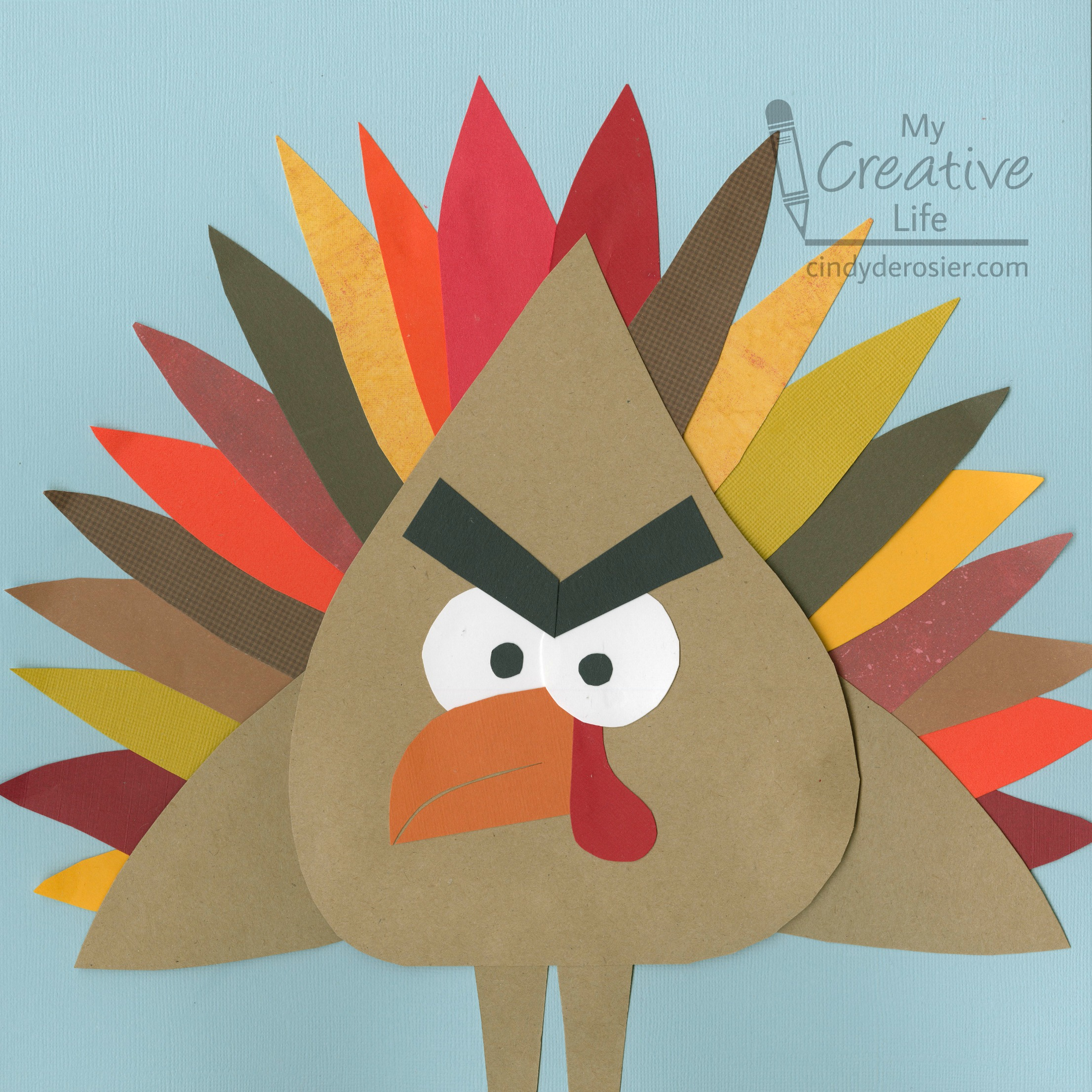 Angry Birds Turkey For Thanksgiving