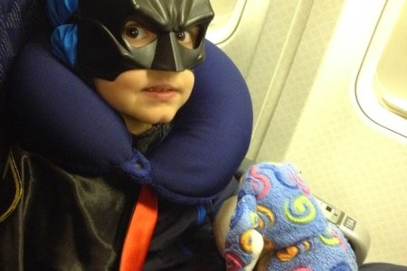 It's a Bird! It's a Plane! It's kids in capes!