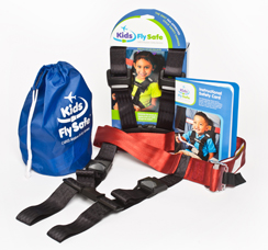 Cares Airplane Safety Harness – Kids Fly Safe™