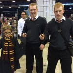 Weasly Brothers Comic Con