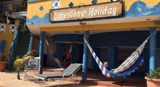 The Limestone Holiday – Curacao