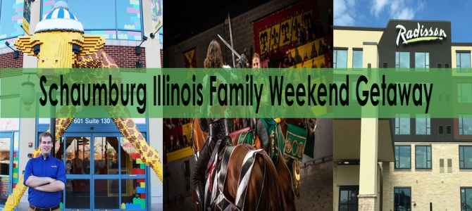 Schaumburg Illinois Family Weekend Getaway