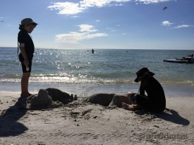 Sandcastles on the Beach St. Pete Florida