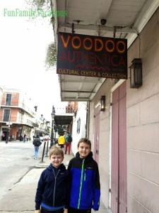 Voodoo Walking Tour