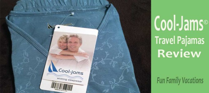 Cool-Jams© Travel Pajamas Review