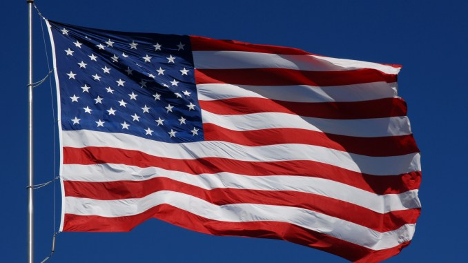 united states of america fun flag facts