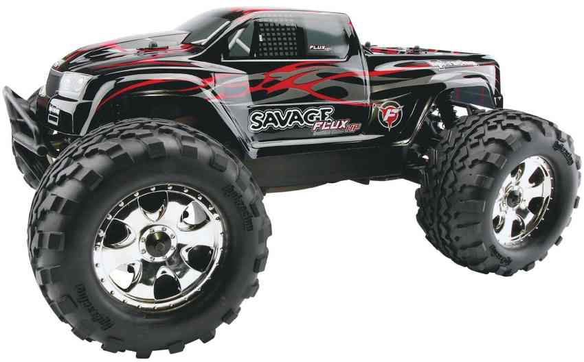 HPI Savage Flux HP monster truck