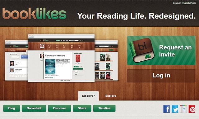 BookLikes Invite