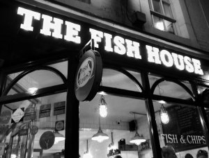 fish and chips in london
