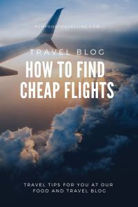 how to find the best flights