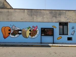 Murals sardinia
